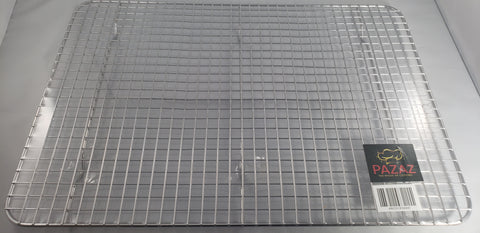 "Steel Mesh Cooling Rack (16.5"" x 11.5"")"