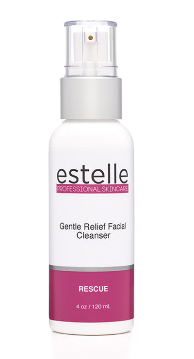 Gentle Relief Facial Cleanser
