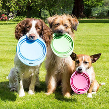Load image into Gallery viewer, Beco Collapsible Dog Travel Bowl