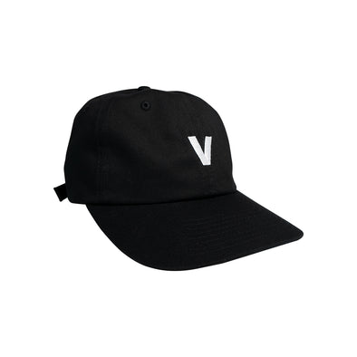 """Vibes"" Black Dad Hat"