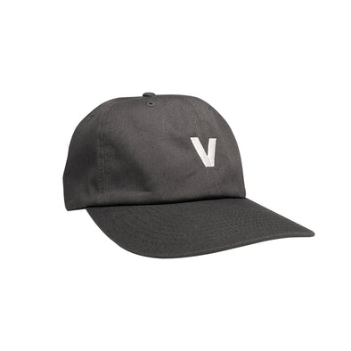 """Vibes"" Grey Dad Hat"
