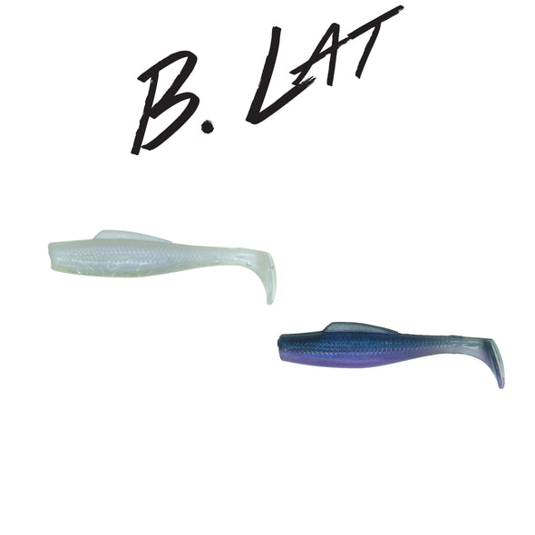 "B. Lat 3"" Swimbait Kit (Mood Rind/Opening Night)"