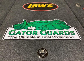Gator Guards Carpet Graphic