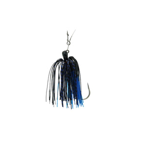 Z-Man 3/8oz. Chatterbait (Black/Blue)
