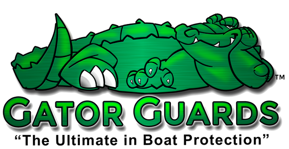 "9"" Gator Guards Decal"