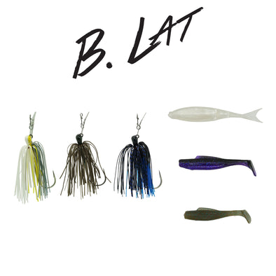 B.Lat Chatterbait Kit