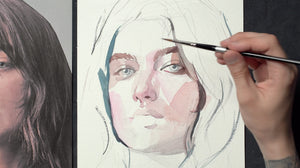 "Nick Runge | ""Watercolor Fundamentals"" 