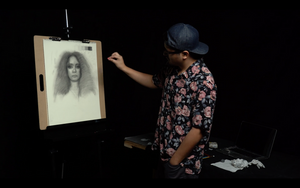 "Daniel Segrove | ""Drawing Basics + Creative Portraiture in Mixed Media Package"""