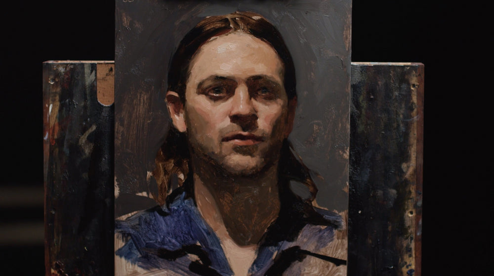 "Sean Cheetham | ""Portrait Painting From Life In Oils"""