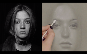 "Kate Zambrano | ""Portrait Drawing Realism"""