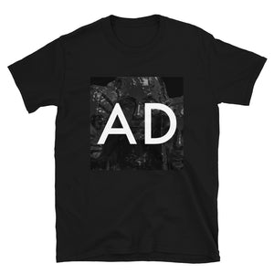 ARTIST DECODED LOGO T SHIRT