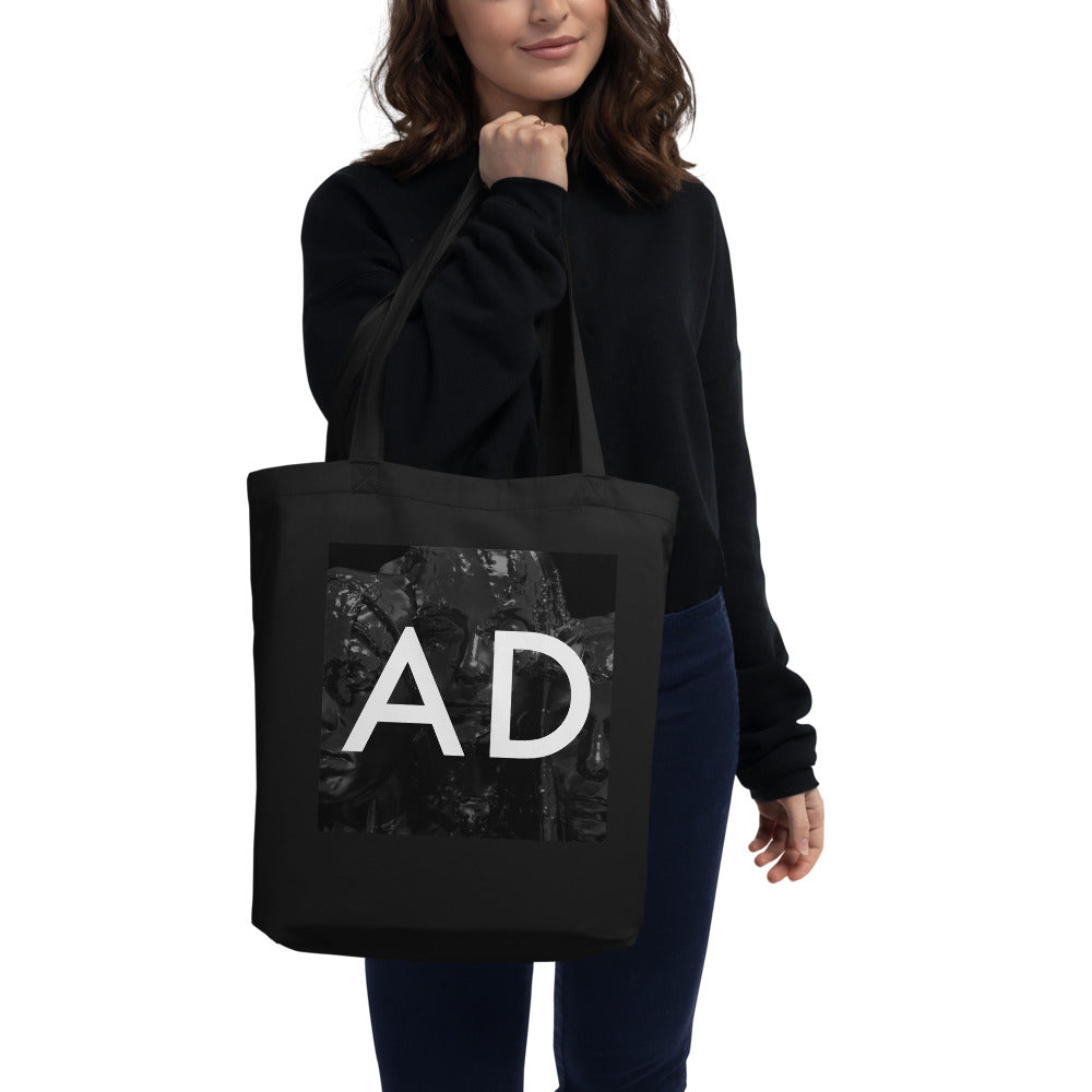 ARTIST DECODED LOGO ECO TOTE BAG