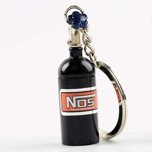 Broshop Keychain Black NOS Turbo Keychain