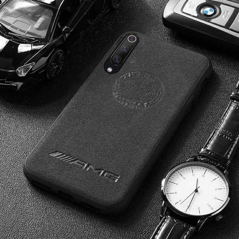 Broshop Phone Case AMG Affalterbach / Xiaomi Mi 6 LIMITED EDITION Luxury Suede/Alcantara Xiaomi Case