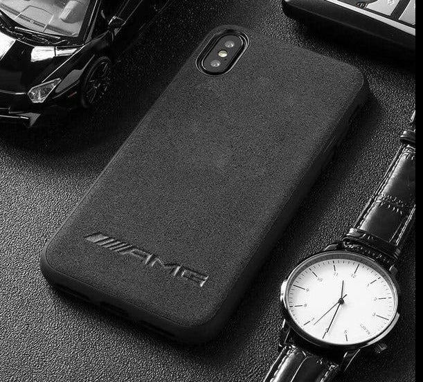Broshop Phone Case AMG / Iphone 6/6S LIMITED EDITION Luxury Suede/Alcantara Iphone Case