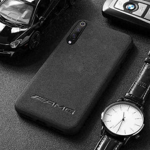 Broshop Phone Case AMG / Xiaomi Mi 6 LIMITED EDITION Luxury Suede/Alcantara Xiaomi Case