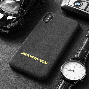 BroShop Phone Case AMG Yellow / Huawei Mate 20 {NEW} Huawei LIMITED EDITION Luxury AMG Alcantara Case