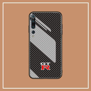 Broshop Phone Case GTR / Xiaomi 10 Xiaomi Tempered Glass Case AUDI/BENTLEY/MASERATI