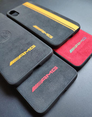 Broshop Phone Case LIMITED EDITION Luxury Suede/Alcantara Iphone Case
