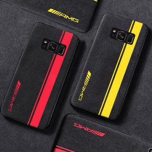 Broshop Phone Case LIMITED EDITION Luxury Suede/Alcantara Samsung Case