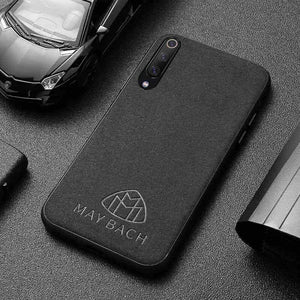 Broshop Phone Case Maybach / Xiaomi Mi 6 LIMITED EDITION Luxury Suede/Alcantara Xiaomi Case