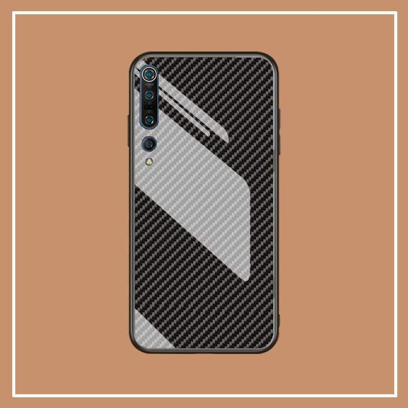 Broshop Phone Case No Logo / Xiaomi 10 Xiaomi Tempered Glass Case AUDI/BENTLEY/MASERATI
