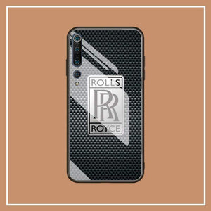 Broshop Phone Case Rolls Royce / Xiaomi 10 Xiaomi Tempered Glass Case AUDI/BENTLEY/MASERATI