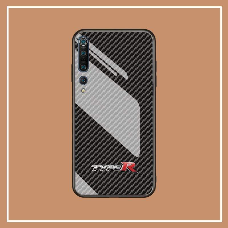 Broshop Phone Case Type R / Xiaomi 10 Xiaomi Tempered Glass Case AUDI/BENTLEY/MASERATI