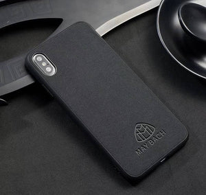 Maybach Alcantara Case