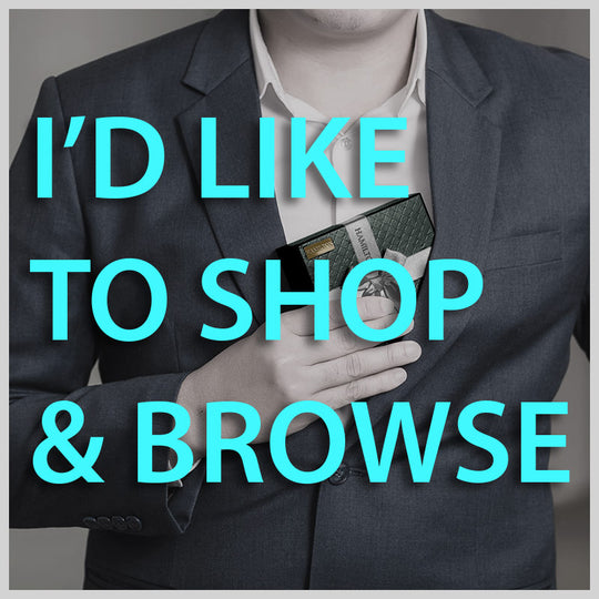 id like to shop and browse