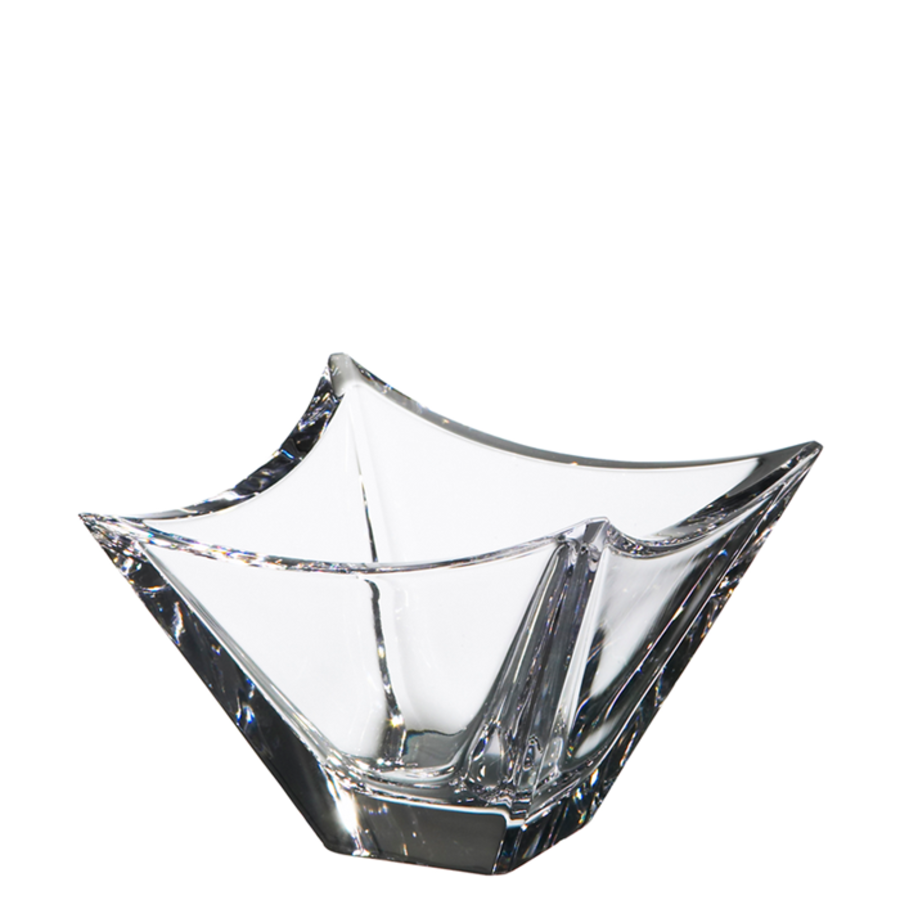 Polaris Vase Crystal Bowl
