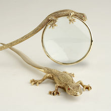 Load image into Gallery viewer, L'Objet Gecko Magnifying Glass