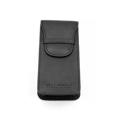 Hamilton Leather Travel Watch Pouch