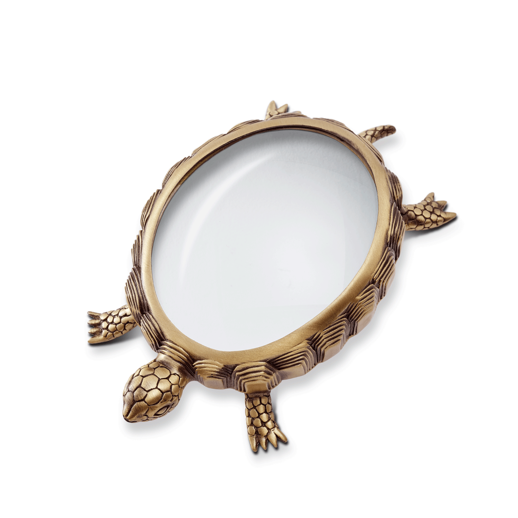 L'Objet Turtle Magnifying Glass