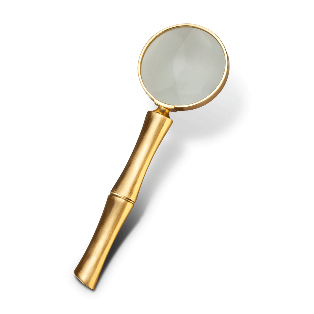 L'Objet Bamboo Magnifying Glass