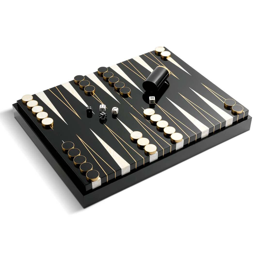 L'Objet Backgammon Set