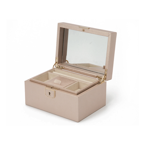 Wolf Designs Palermo Rose Gold Jewel Box