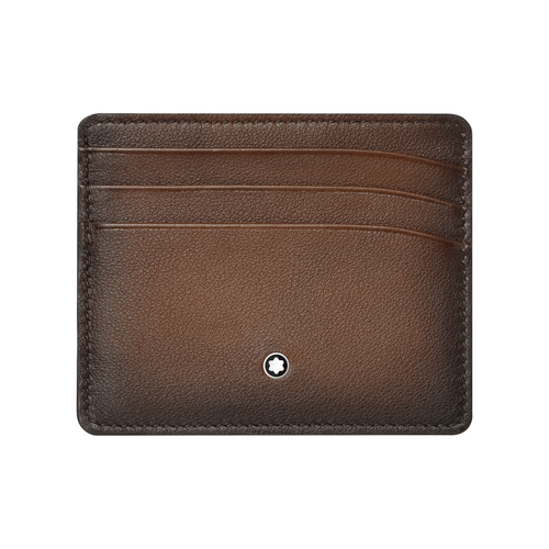 Montblanc Meisterstuck Sfumato Brown Pocket Holder