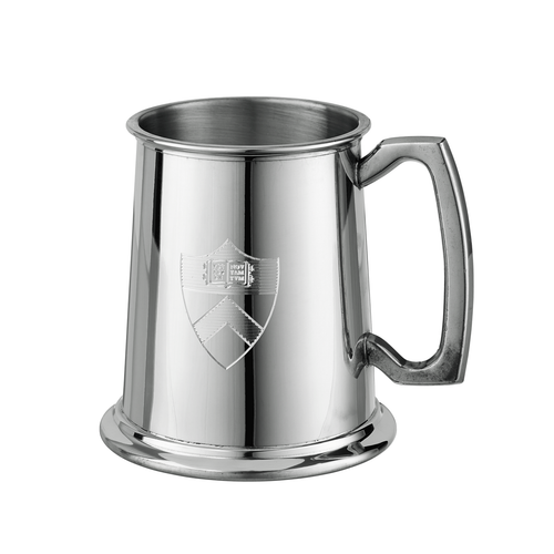 Princeton University Pewter Tankard
