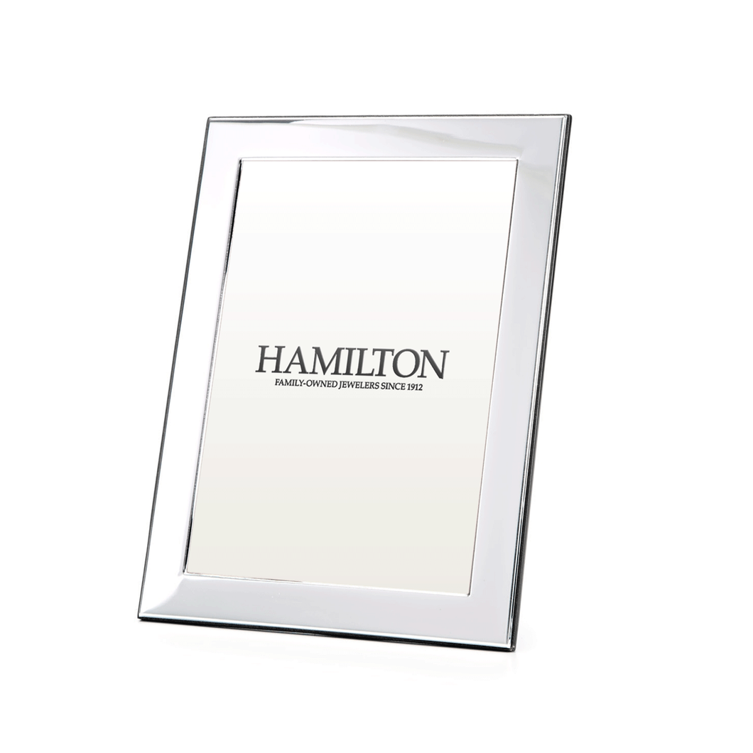 Hamilton Sterling Silver Mercer Picture Frame