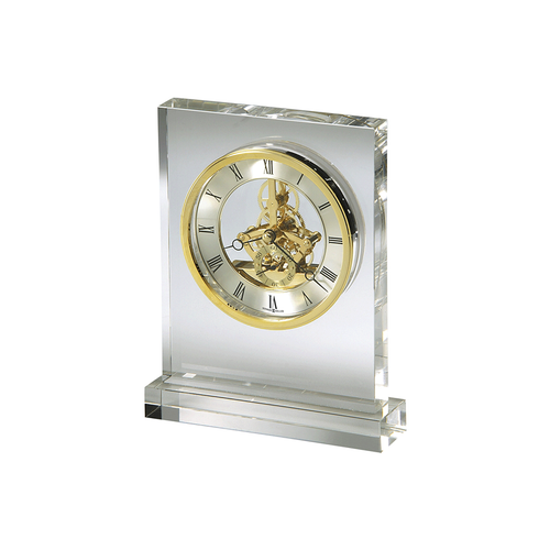 Howard Miller Prestige Glass Clock