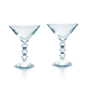 Baccarat Vega Martini Set of Two