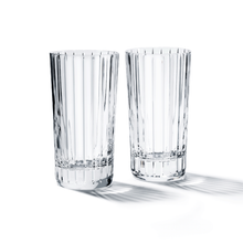 Load image into Gallery viewer, Baccarat Harmonie Highball Set of Two