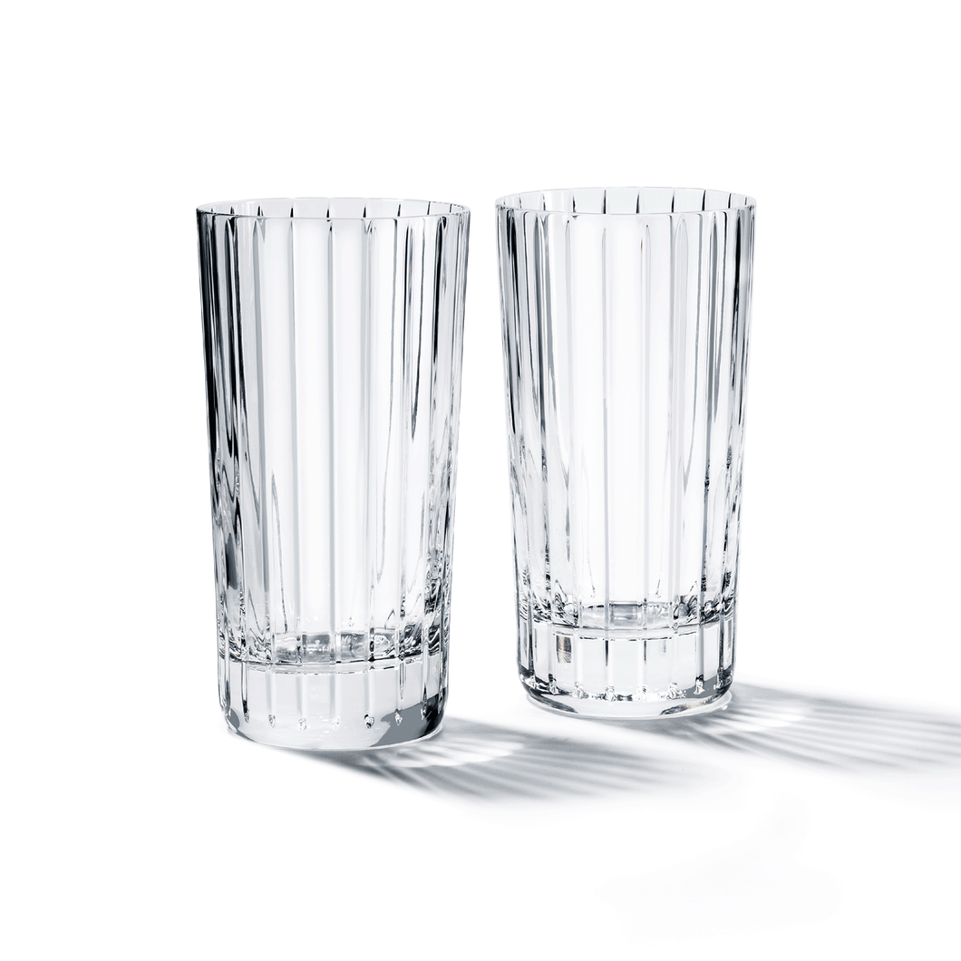 Baccarat Harmonie Highball Set of Two