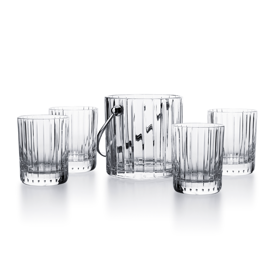 Baccarat Harmonie on the Rocks Set