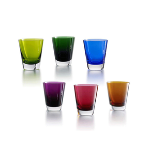 Baccarat Mosaique Tumblers Set of Six