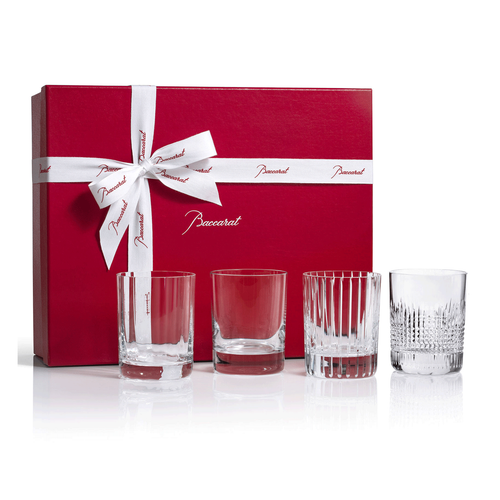 Baccarat Element Tumbler Set of 4