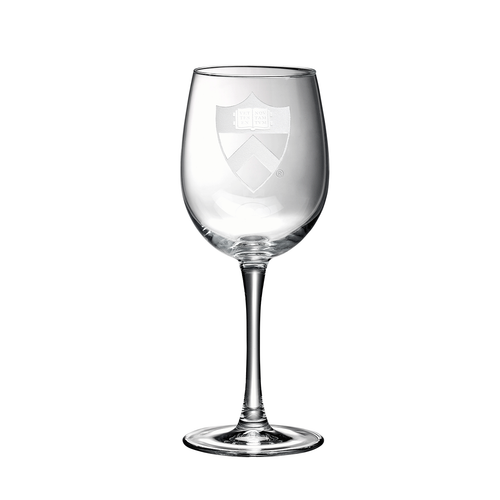 Princeton University Wine Glass Set