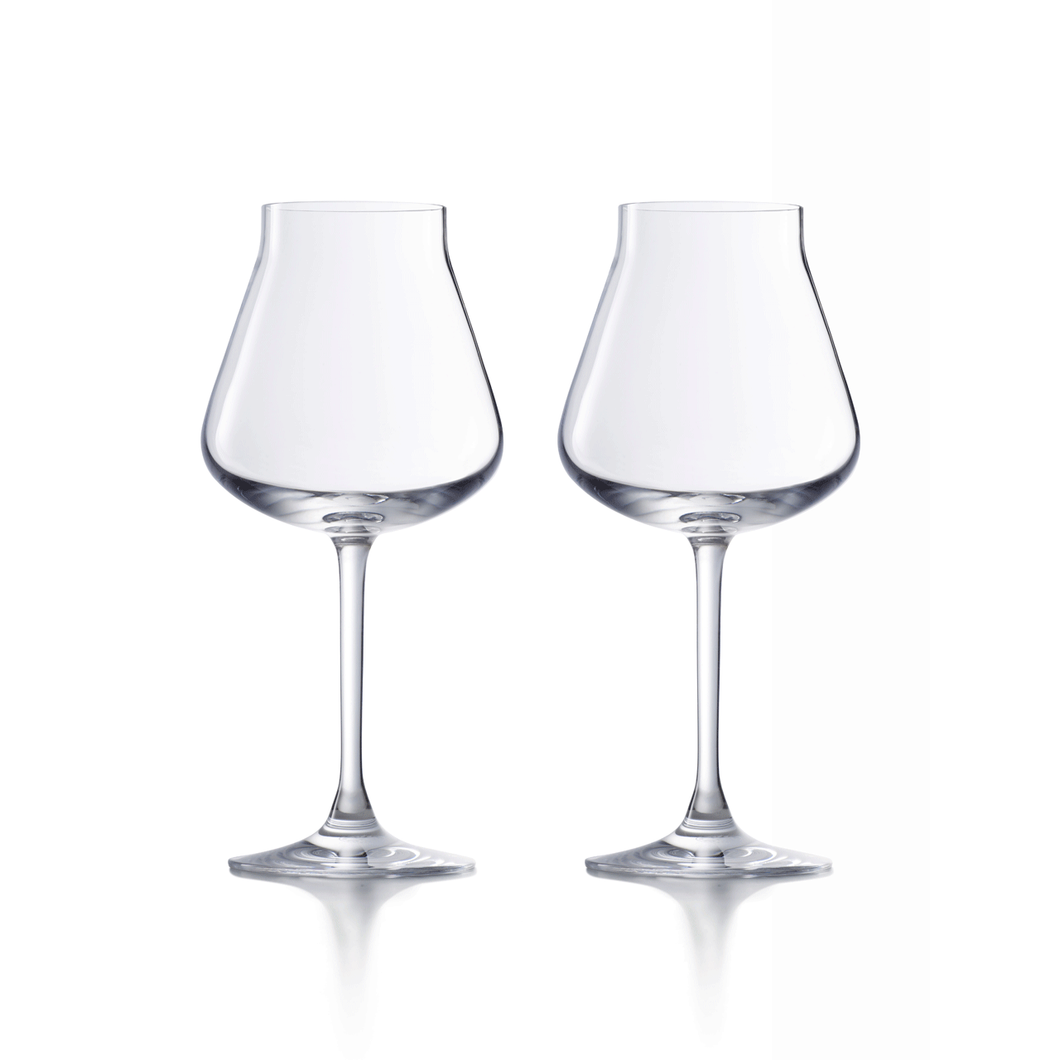 Chateau Baccarat Red Wine Set of Two