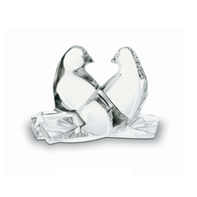 Load image into Gallery viewer, Baccarat Saint-Valentin Doves